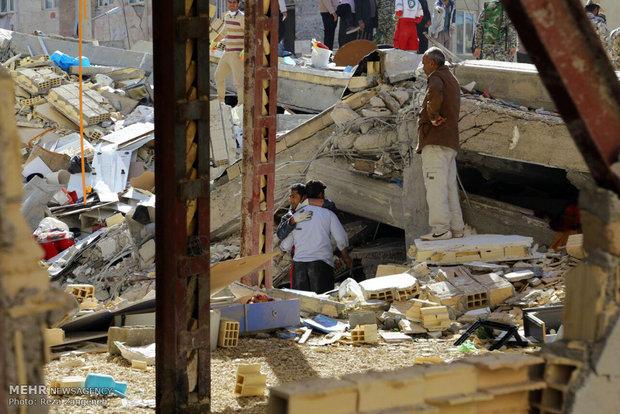 2633747 پیام تسلیت انجمن تاسیسات مکانیک ایران به خانوادههای داغدار و آسیبدیده زلزله کرمانشاه