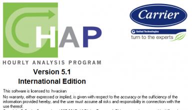 دانلود نرم افزار کریر HAP v5.10