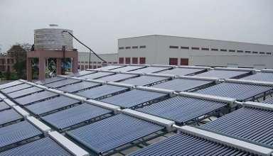 فناوری های سیستم های حرارتی خورشیدی