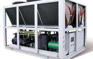 کاربرد سیستم سرمایشی چیلر در ساختمان