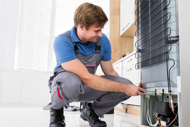 آموزش سرویس و تعمیر یخچال شماره ۱