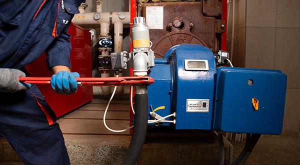 تعمیرات مشعل های گاز سوز
